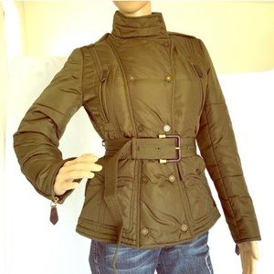 Beautiful Burberry winter puffer jacket